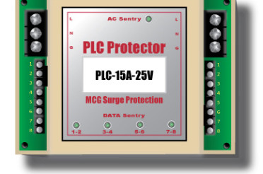 PLC protection